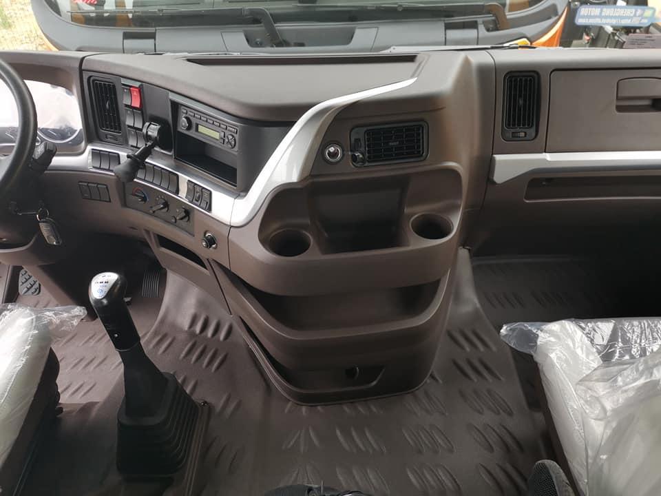 XE TẢI THÙNG CHENGLONG H7 10X4 480HP