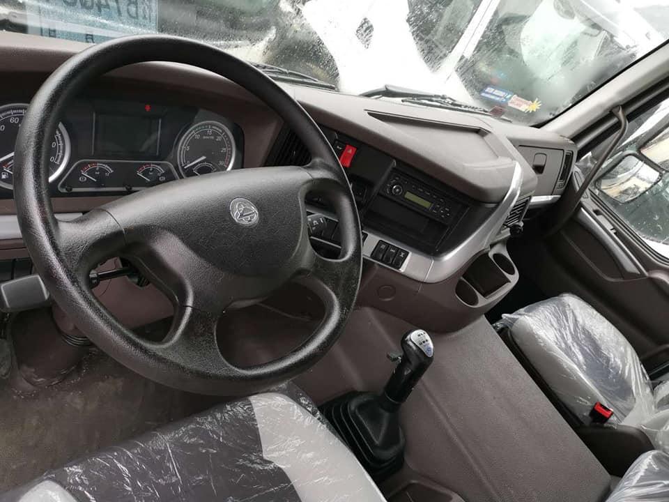 XE TẢI BEN CHENGLONG H7 385HP 8X4 EURO4