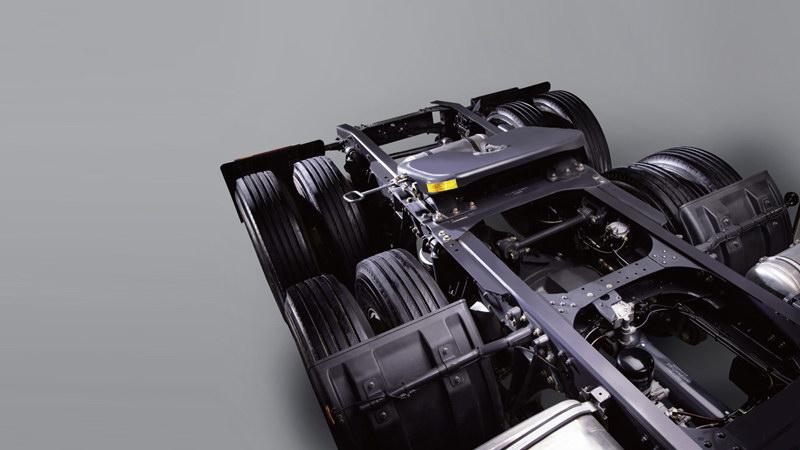 XE ĐẦU KÉO CHENGLONG H7 6x4 385HP (CẦU LÁP)